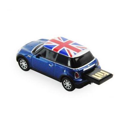 USB CAR MINI COOPER S BLUE 16 GB