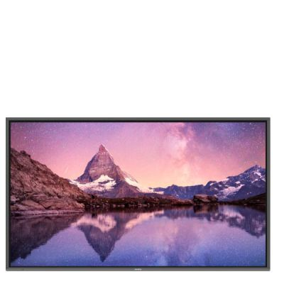 Projected Capacitive Touch Panel 75  with Optical Bonding  resolution 4K  Newline Smart Cast  optional OPS PC   3 years on-site warranty