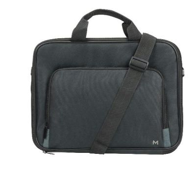 TheOne Basic Briefcase Clamshell zipped pocket 11-14