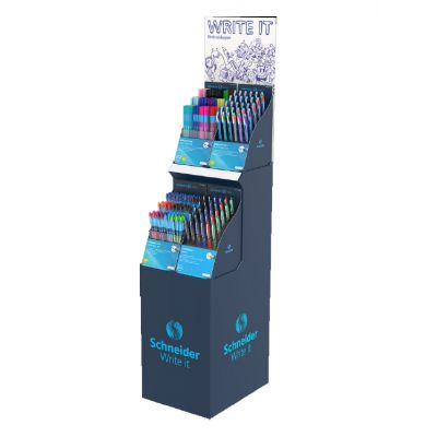 BACK TO SCHOOL TOWER-ESPOSITORE COMPLETO