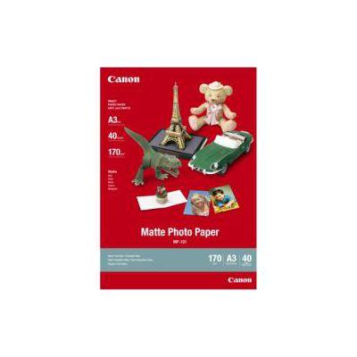 MP 101 MATTE PHOTO PAPER- CARTA OPACA PER STAMPA FOTOGRAFICA - 40FOGLI 170G/M2    FORMATO A3
