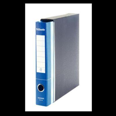 REGISTRATORE ESSENTIALS - F.TO COMMERCIALE DORSO 5 CM BLU G72