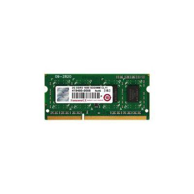 256MX64 DDR3-1600 CL11 SO DIMM