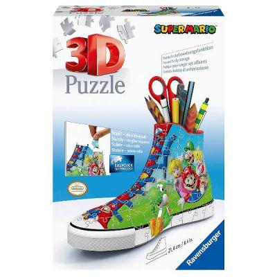PUZZLE RAVENSBURGER Sneaker - Super Mario - 3D