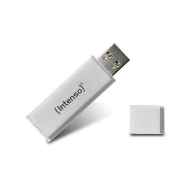 CHIAVETTA USB 128GB SILVER