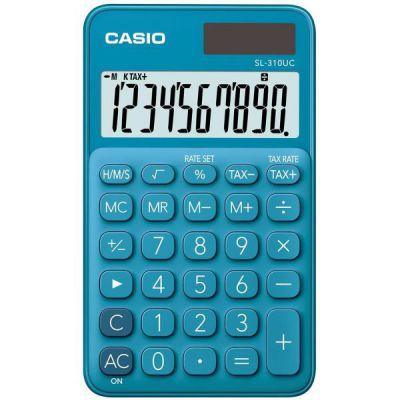 Calcolatrice tascabile CASIO SL-310UC-BU BLU