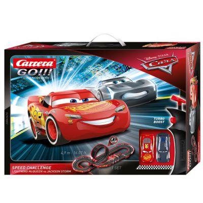 Disney Pixar Cars - Speed Challenge