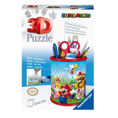 PUZZLE RAVENSBURGER Display Portapenne 3D - banco 24PZ