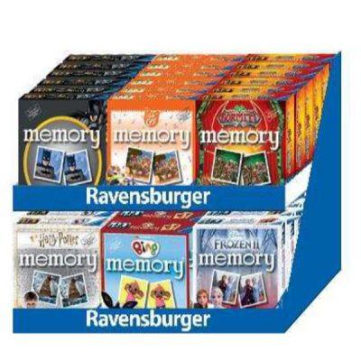 RAVEENSBURGER Display Memory Pocket - Banco 36pz