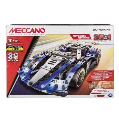 MECCANO MM - da 25 - Super Car