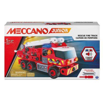 Meccano JR - Camion dei Pompieri