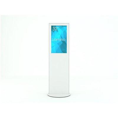 Totem Lamina 4K 32 Touch Bianco