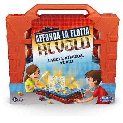 AFFONDA LA FLOTTA AL VOLO