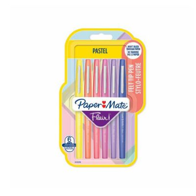 CF6PENNE FLAIR PASTEL COL ASS
