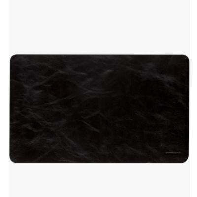 Tappetino per scrivania Copenhagen piccolo nero