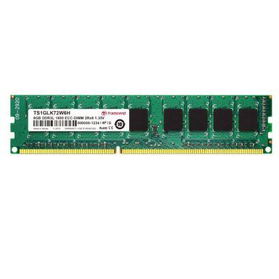 8GB DDR3L 1600 ECC-DIMM 2RX8 512MX8 CL11 1.35V