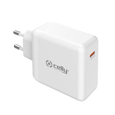 =>>TC 1 USB-C 65W GAN WH