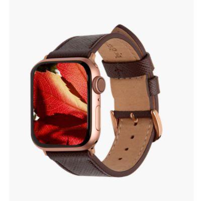 Cinturino per Apple Watch in pelle Madrid - 38/40mm - Marrone