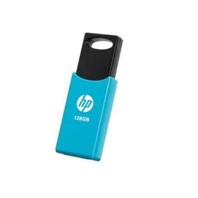 HP Pen Drive USB 2.0  v212w  128GB - Blu