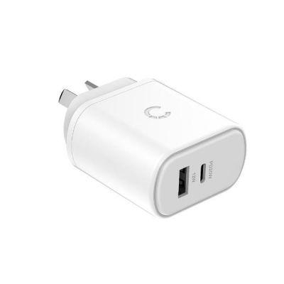 32W USB-C PD Wall Charger EU - White