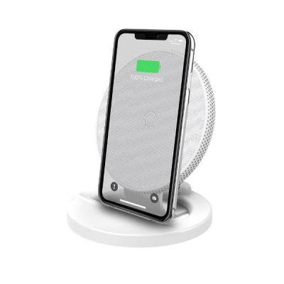 PrimePro 15W Wireless Charger - White - EU