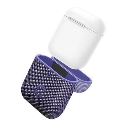 TekView Air Pods 1   2 case - Lilac/Purple