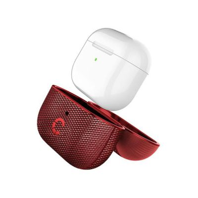 TekView AirPods Pro case - Red/Red