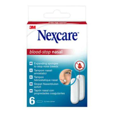Tamponi nasali 3M  Nexcare  Blood Stop Nasal Plugs N1700NP