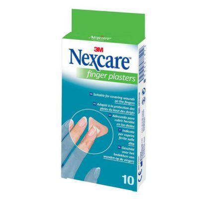 Cerotti per le dita 3M Nexcare  Finger Plasters NFP001W 10 cerotti misura: 44 5 x 51 mm
