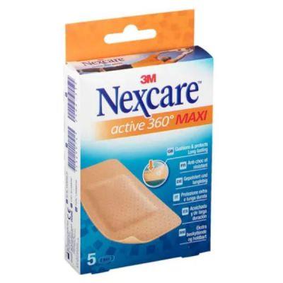 Cerotti 3M Nexcare  Active Maxi 5 pezzi misura: 50x101mm