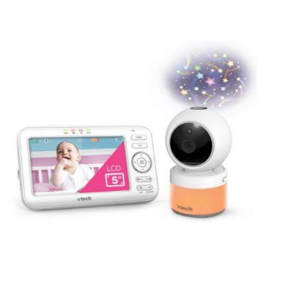 PAN   TILT CAMERA VIDEO MONITORS HR 5  COLOR LCD SCREEN W/PROJECTION