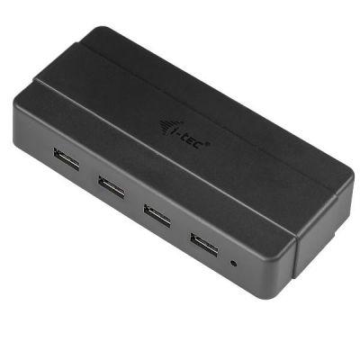 USB 3.0 Charg - 4port + Power Adapt
