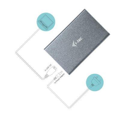 USB 3.0 1x 2.5  HDD SATA