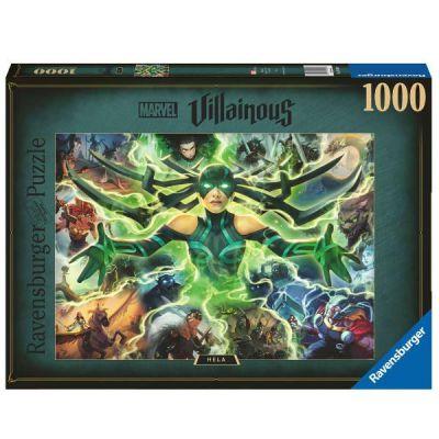 Villainous: Hela - 1000pz