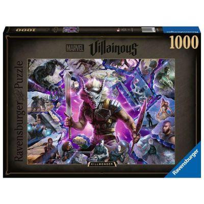 Villainous: Killmonger  - 1000pz