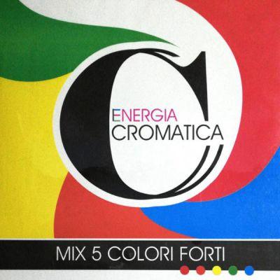 CARTA CROMATA FORTE 100FG A4 200G