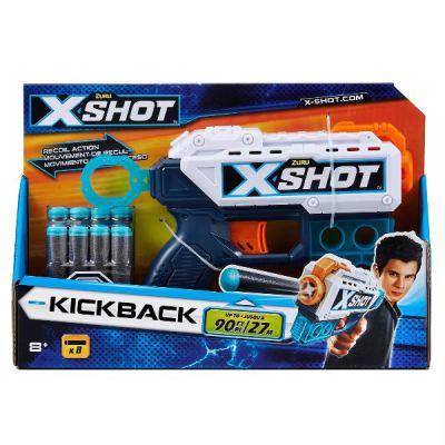 X-Shot - Excel Kickback e 8 dardi