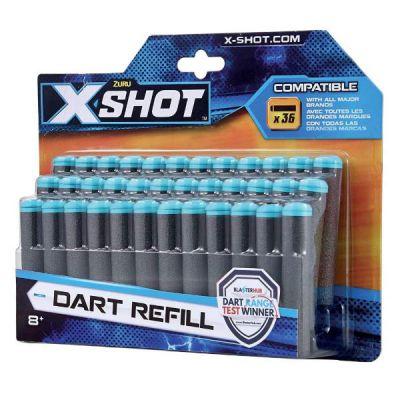 X-Shot - 36 dardi
