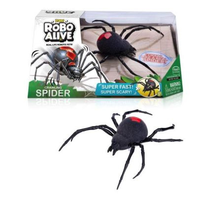 Robo Alive - ragno