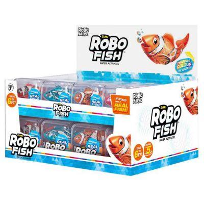 Robo Fish - Espo 24pz 6ASST