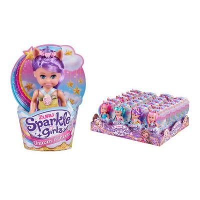 Sparkle Girlz-Cupcake11cm