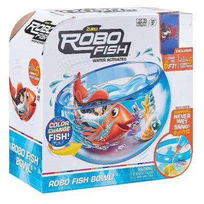 Robo Fish - playset