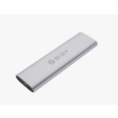 250GB S3+ USB-C PORTABLE SSD CONFEZIONE RETAIL