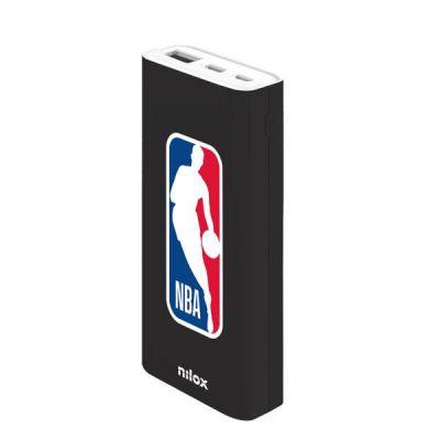POWER BANK 5000 MAH BLACK NBA