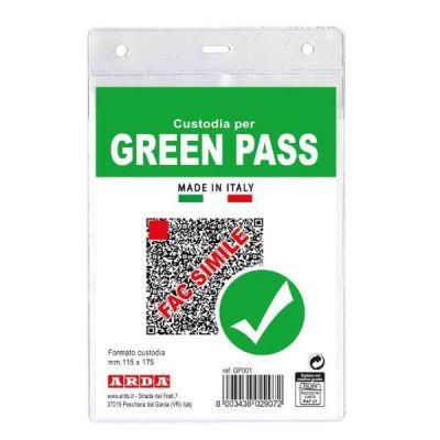 ESP80 CUSTODIA GREEN PASS