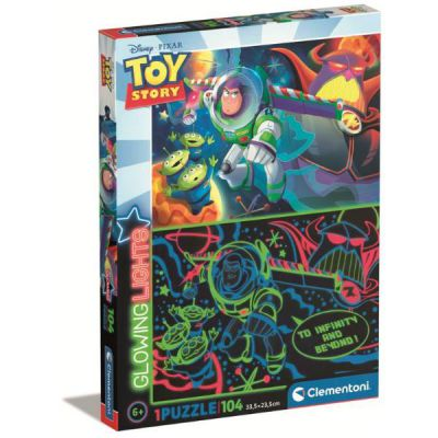 GLOWING LIGHTS - 104PZ Toy Story