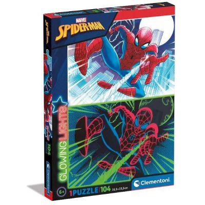 GLOWING LIGHTS - 104PZ Spider Man