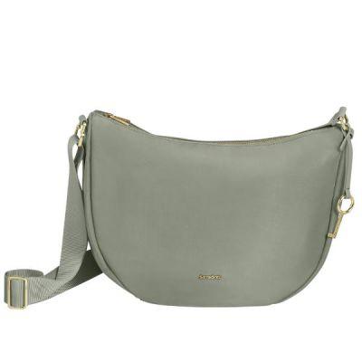 Hobo Bag M- SKYLER PRO- Grey Sage
