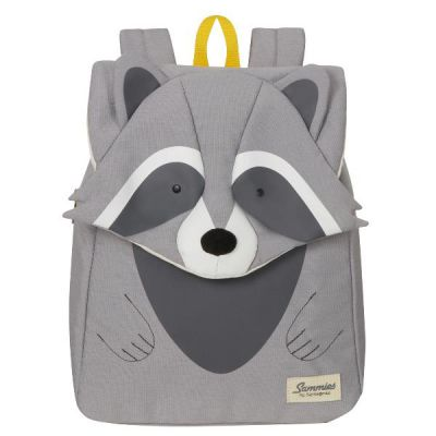 BACKPACK S RACCOON REMY