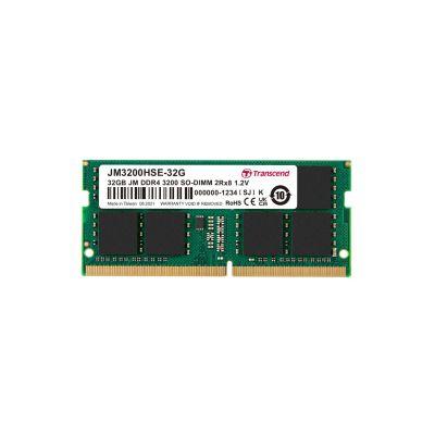 32GB JM DDR4 3200 SO-DIMM 2Rx8 2Gx8 CL22 1.2V
